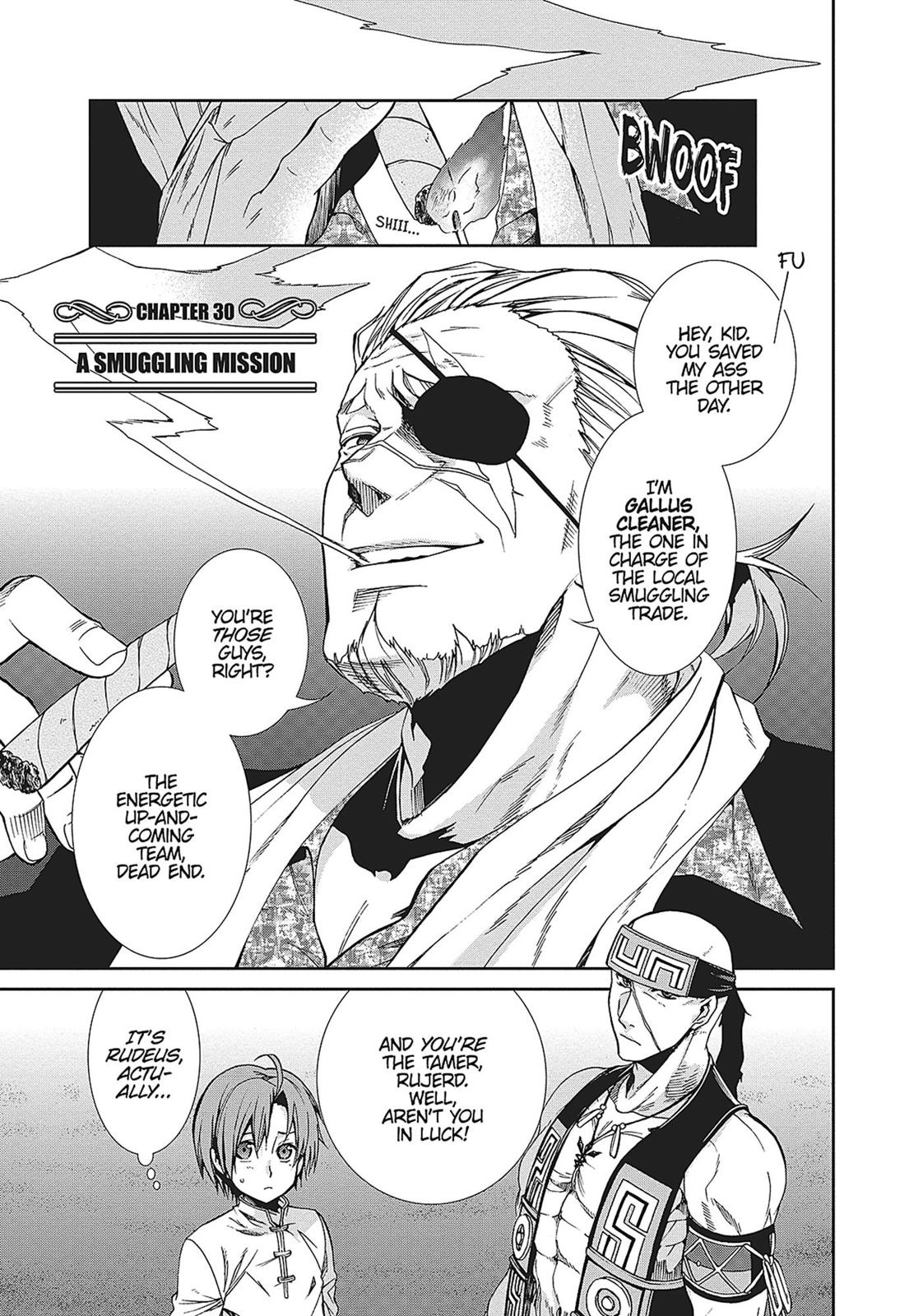 Mushoku Tensei, Chapter 30 image 001