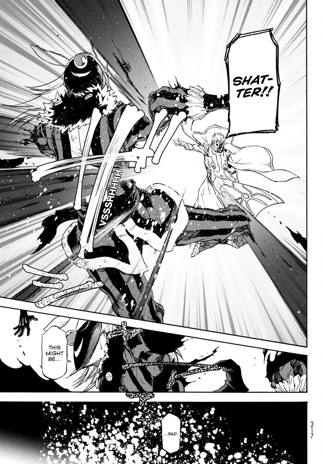 Tensei shitara Slime Datta Ken, Chapter 73 image 003