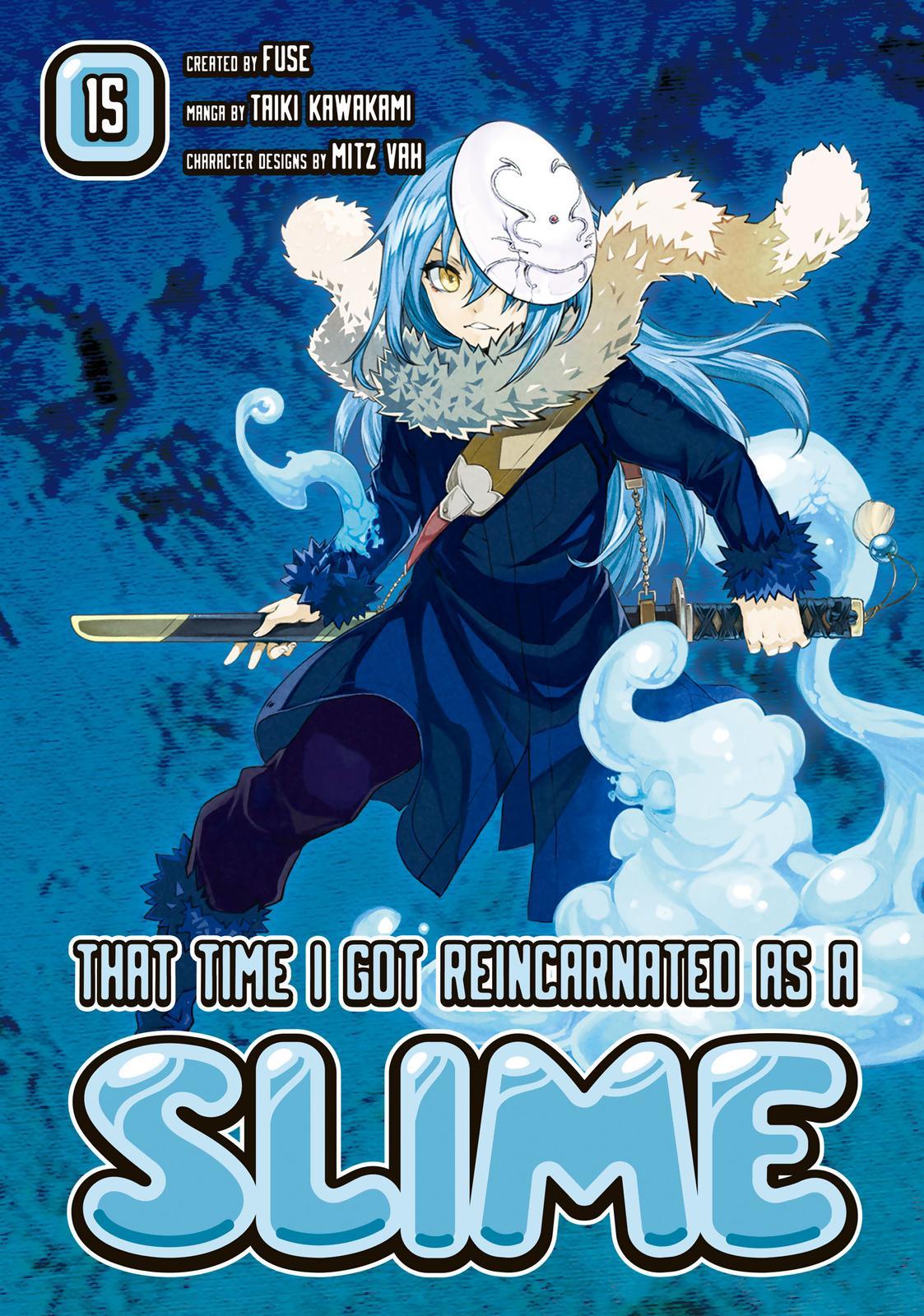 Tensei shitara Slime Datta Ken, Chapter 68 image 001