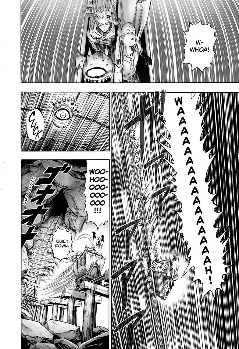 One-Punch Man, Chapter 123 image 012