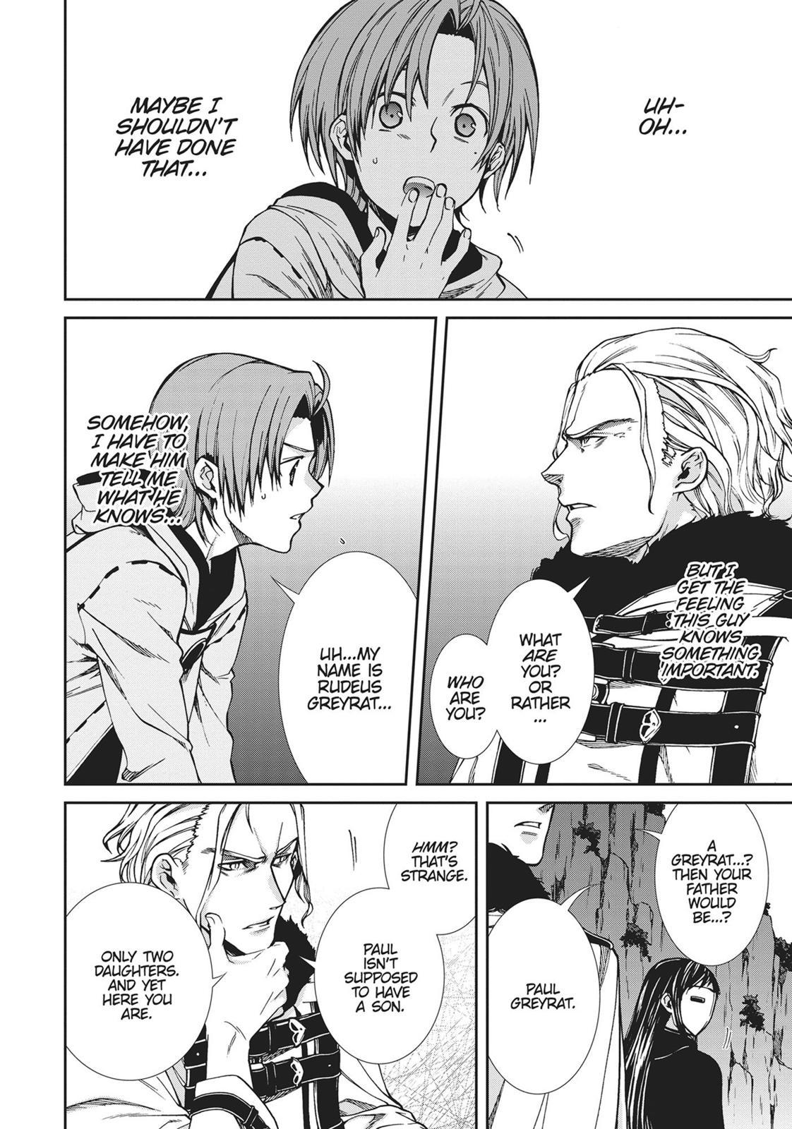 Mushoku Tensei, Chapter 46 image 024