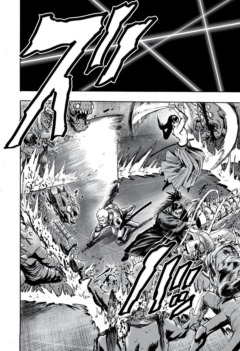 One-Punch Man, Chapter 102 image 002