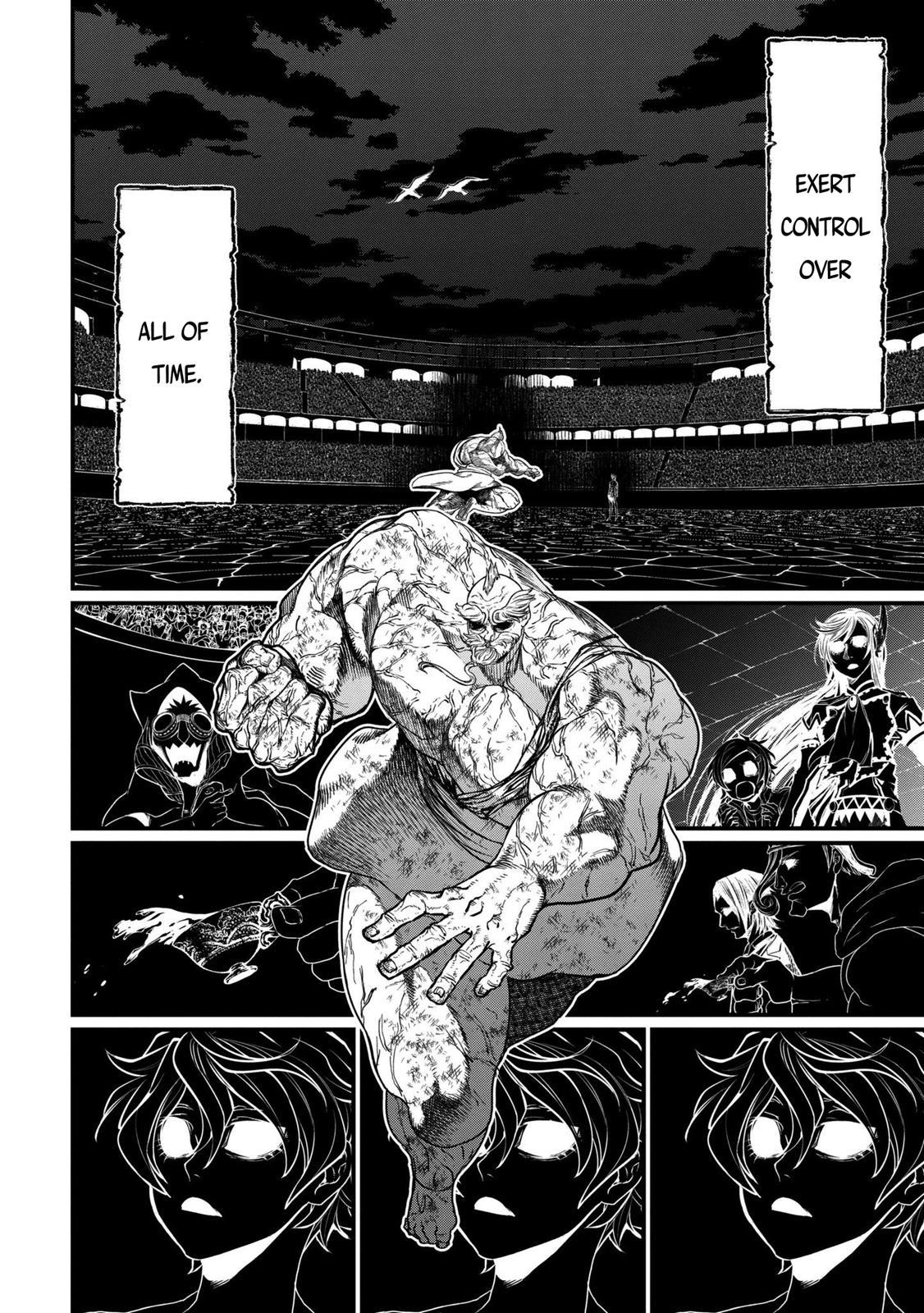 Shuumatsu no Valkyrie, Chapter 9 image 038