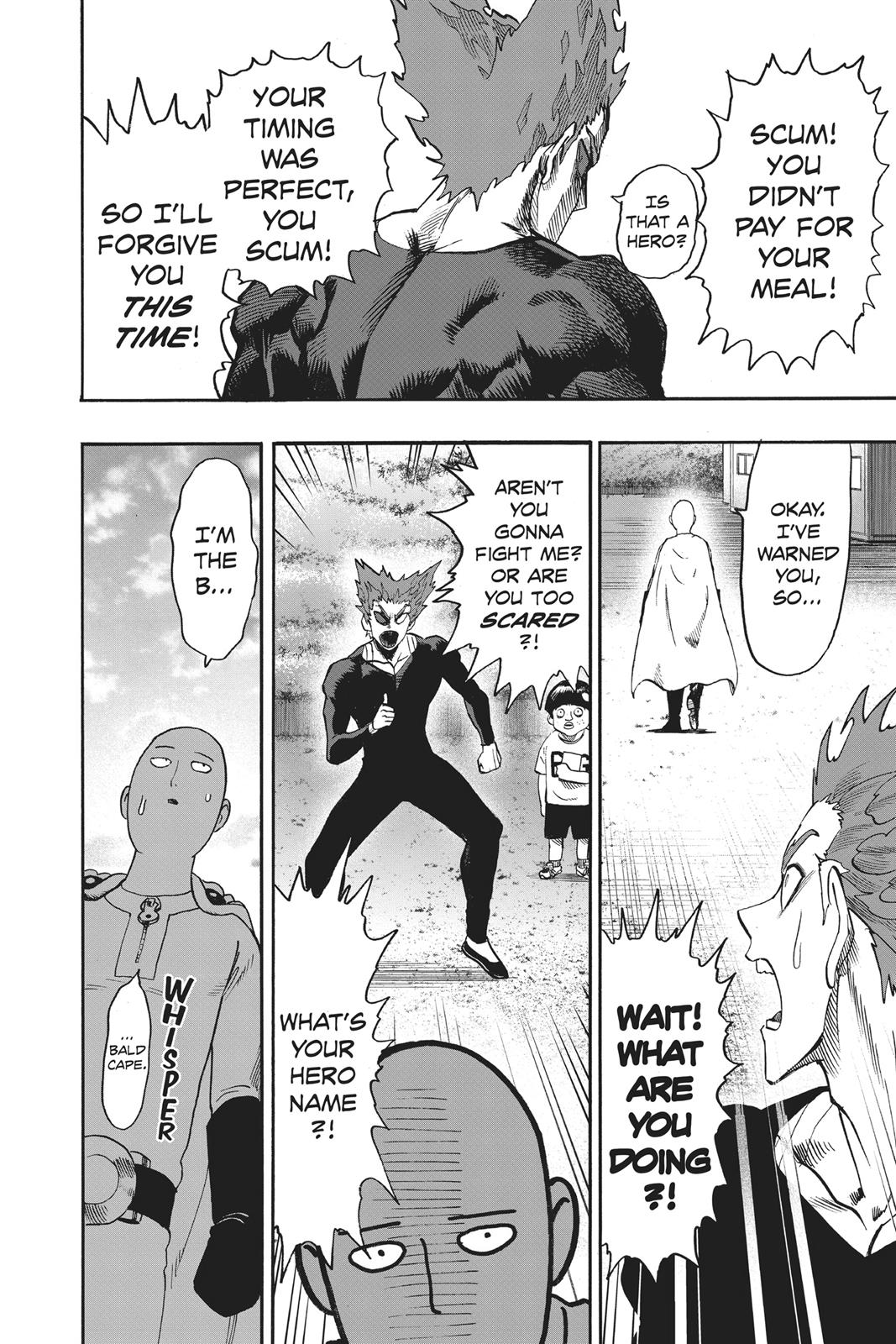 One-Punch Man, Chapter 88 image 036