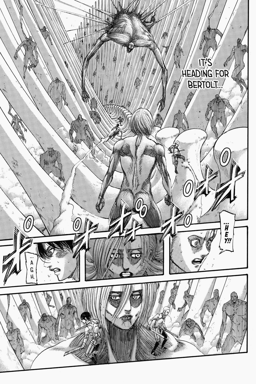 Attack On Titan, Episode 136 image 038