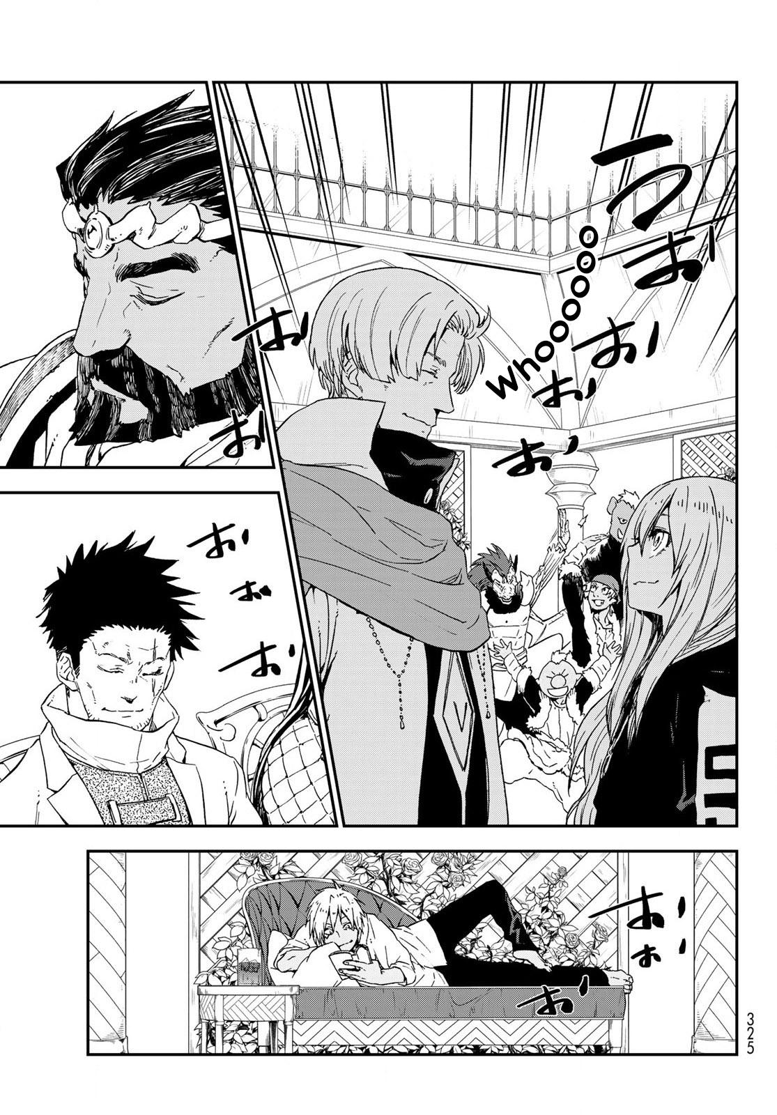 Tensei shitara Slime Datta Ken, Chapter 74 image 057