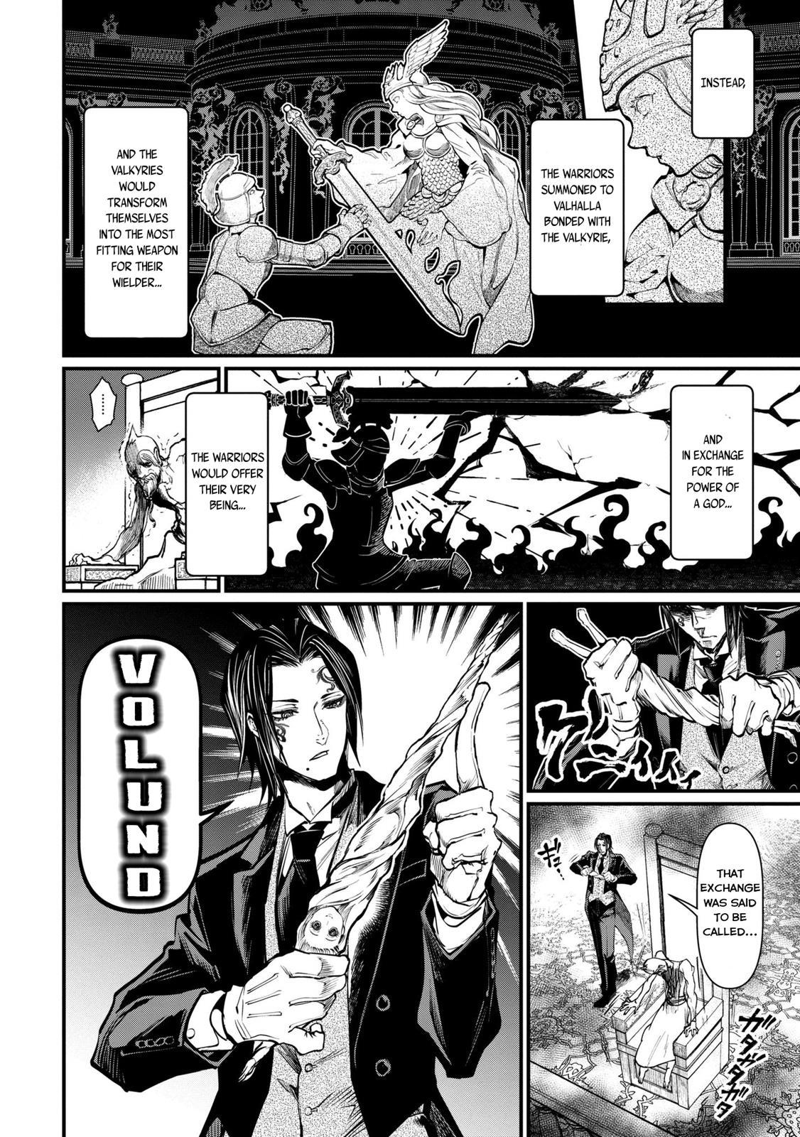Shuumatsu no Valkyrie, Chapter 4 image 011