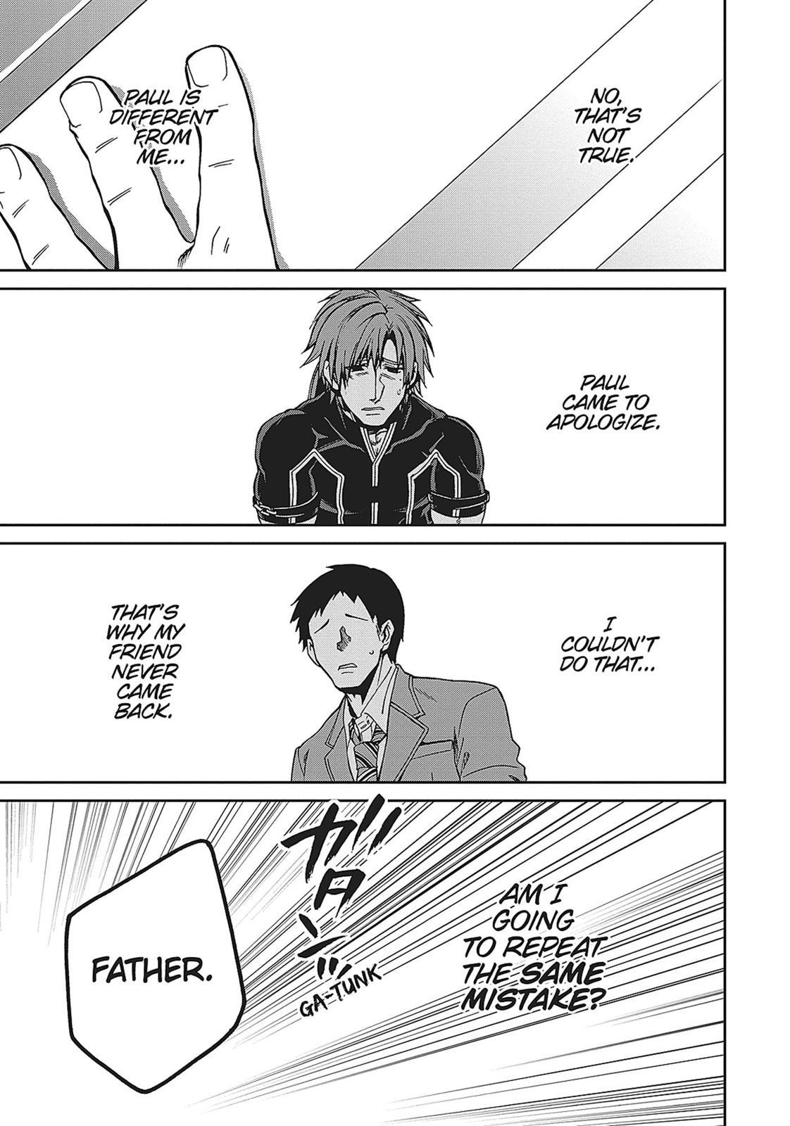 Mushoku Tensei, Chapter 36 image 020