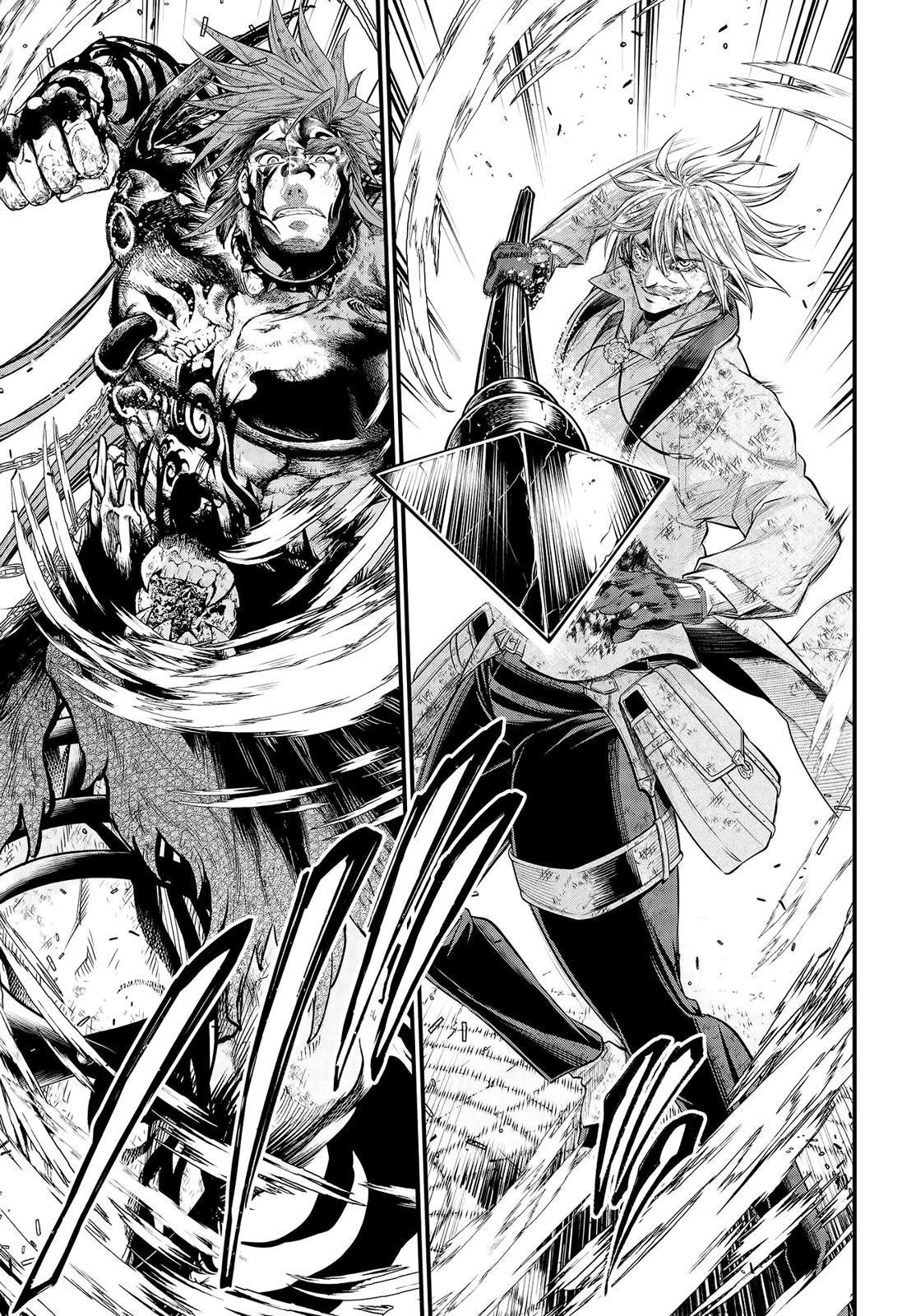 Shuumatsu no Valkyrie, Chapter 29 image 031
