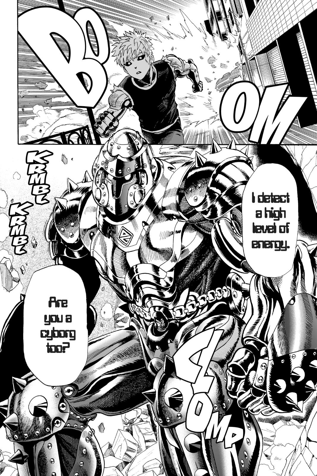 One-Punch Man, Chapter 7 image 016