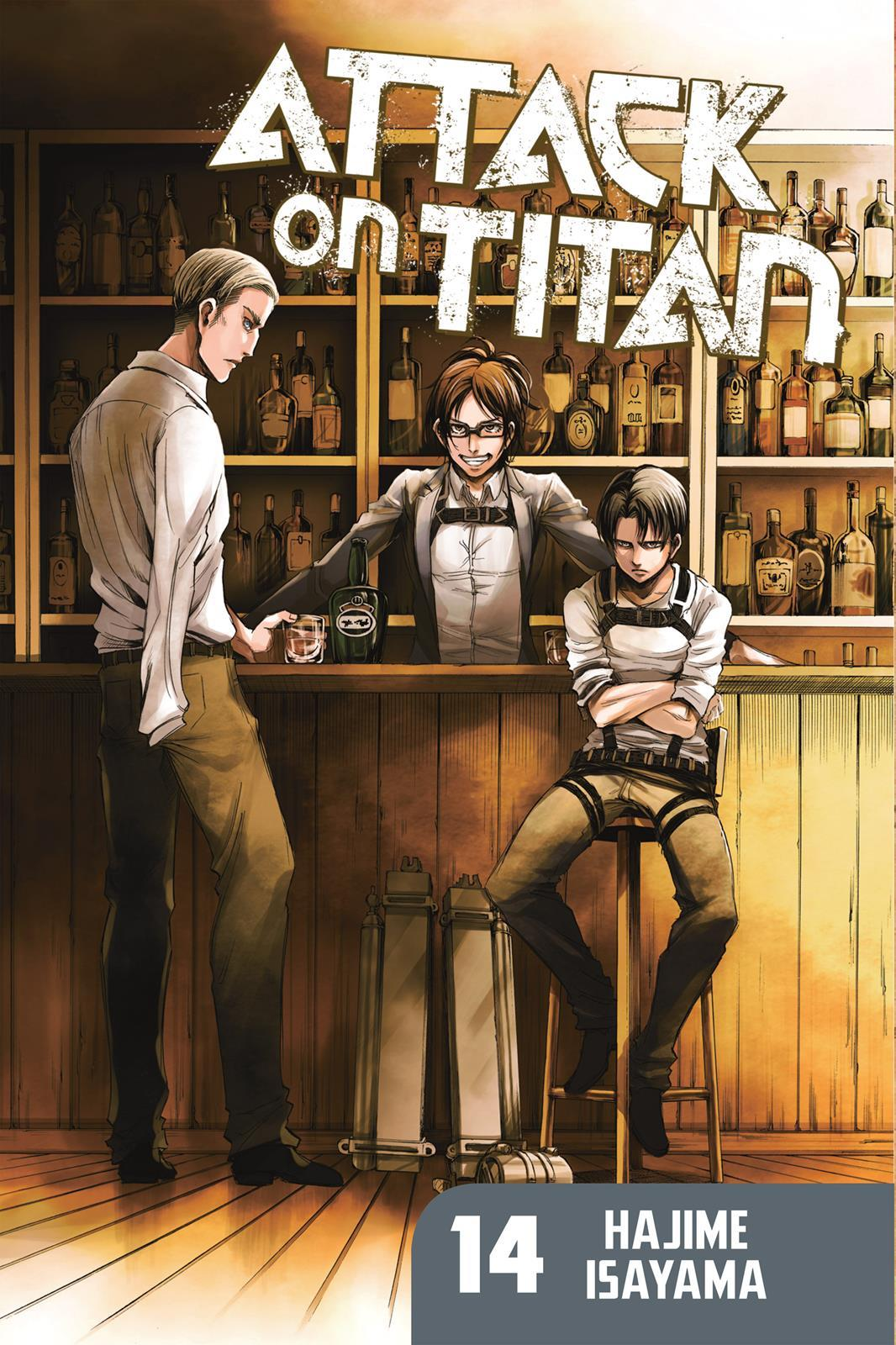 Attack On Titan, Episode 55 image 001