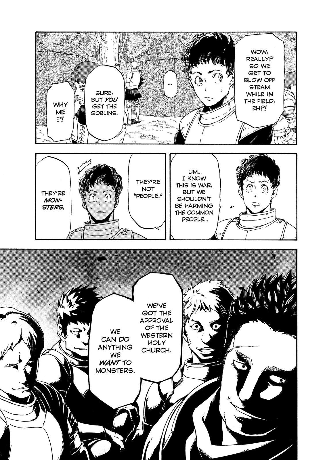 Tensei shitara Slime Datta Ken, Chapter 70.5 image 006