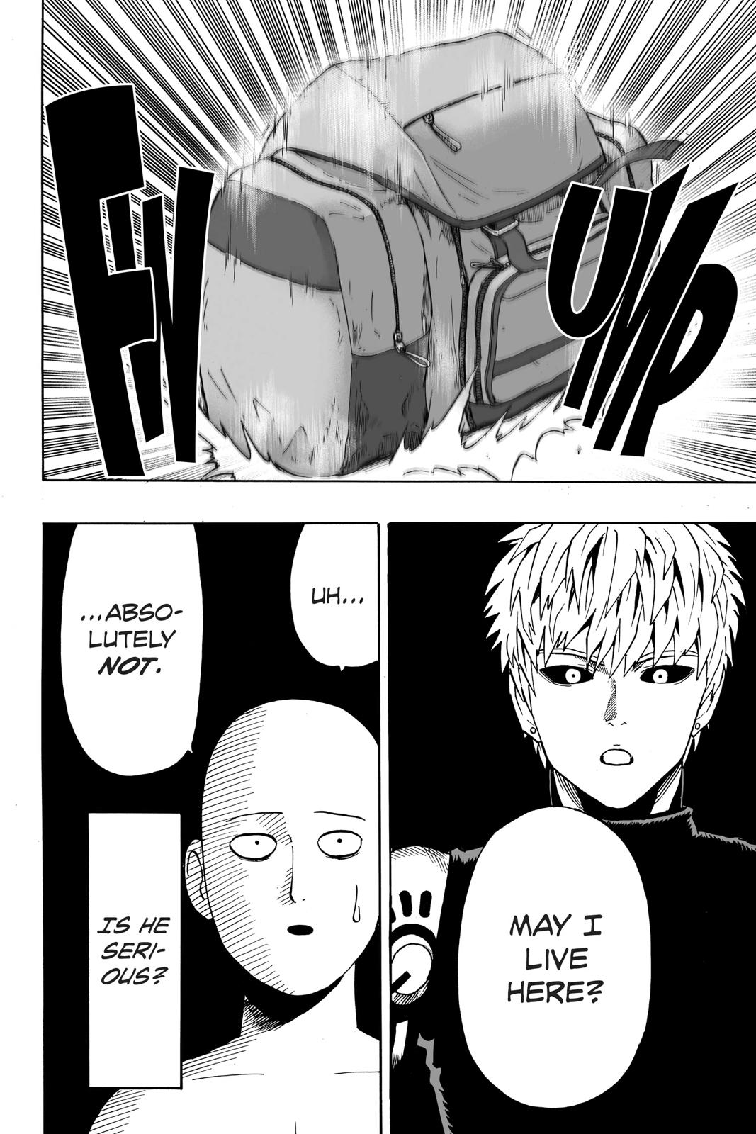 One-Punch Man, Chapter 18 image 004