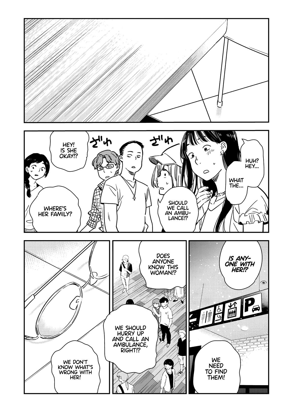 Kanojo Okarishimasu, Chapter 146 image 017