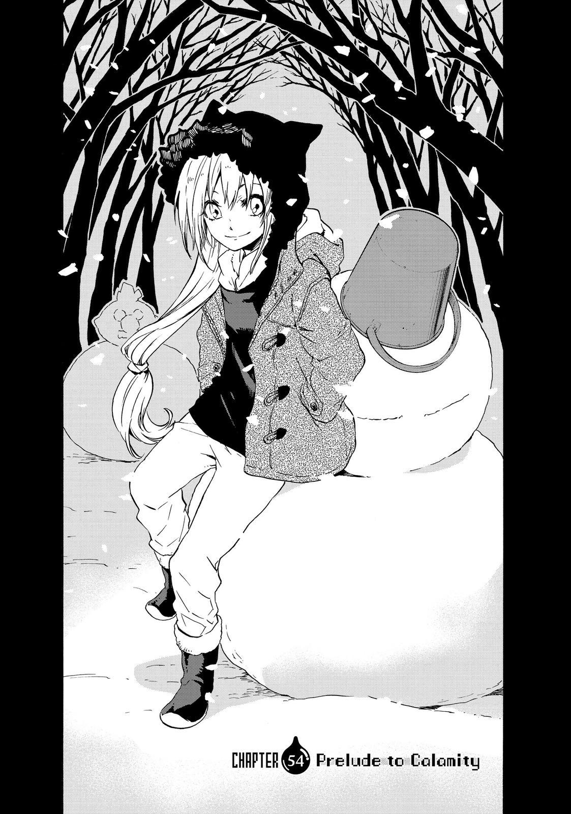 Tensei shitara Slime Datta Ken, Chapter 54 image 002