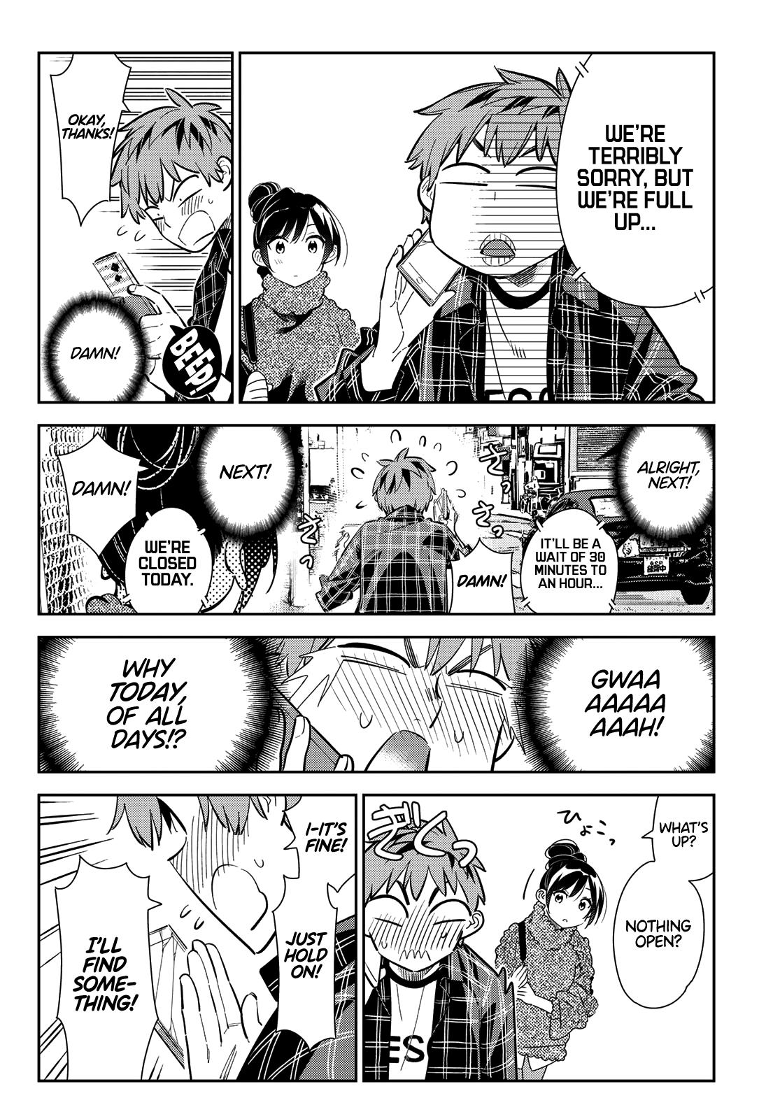 Kanojo Okarishimasu, Chapter 172 image 013