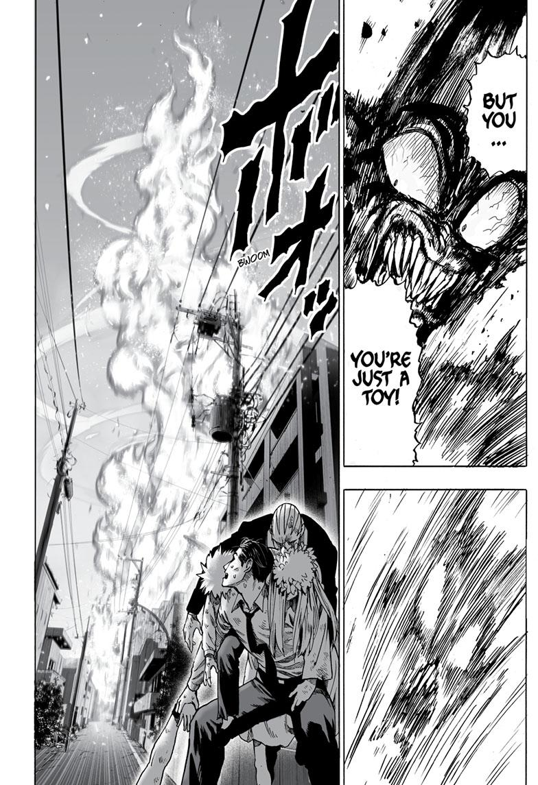 One-Punch Man, Chapter 116 image 025