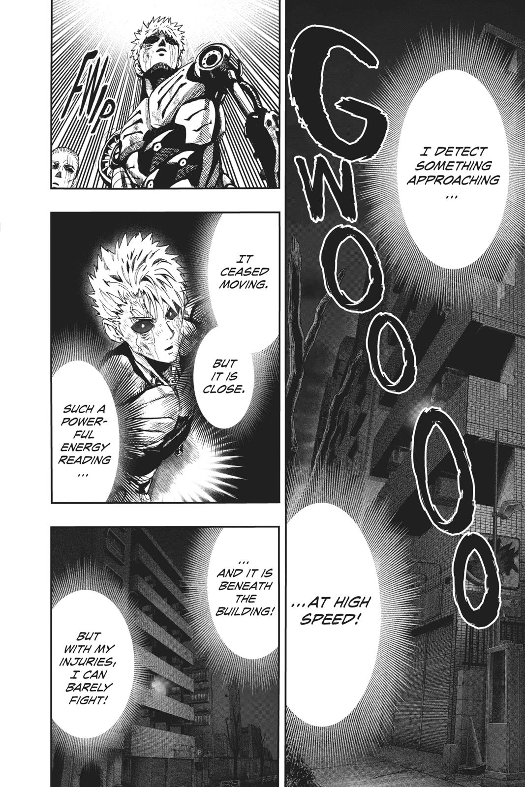 One-Punch Man, Chapter 90 image 014