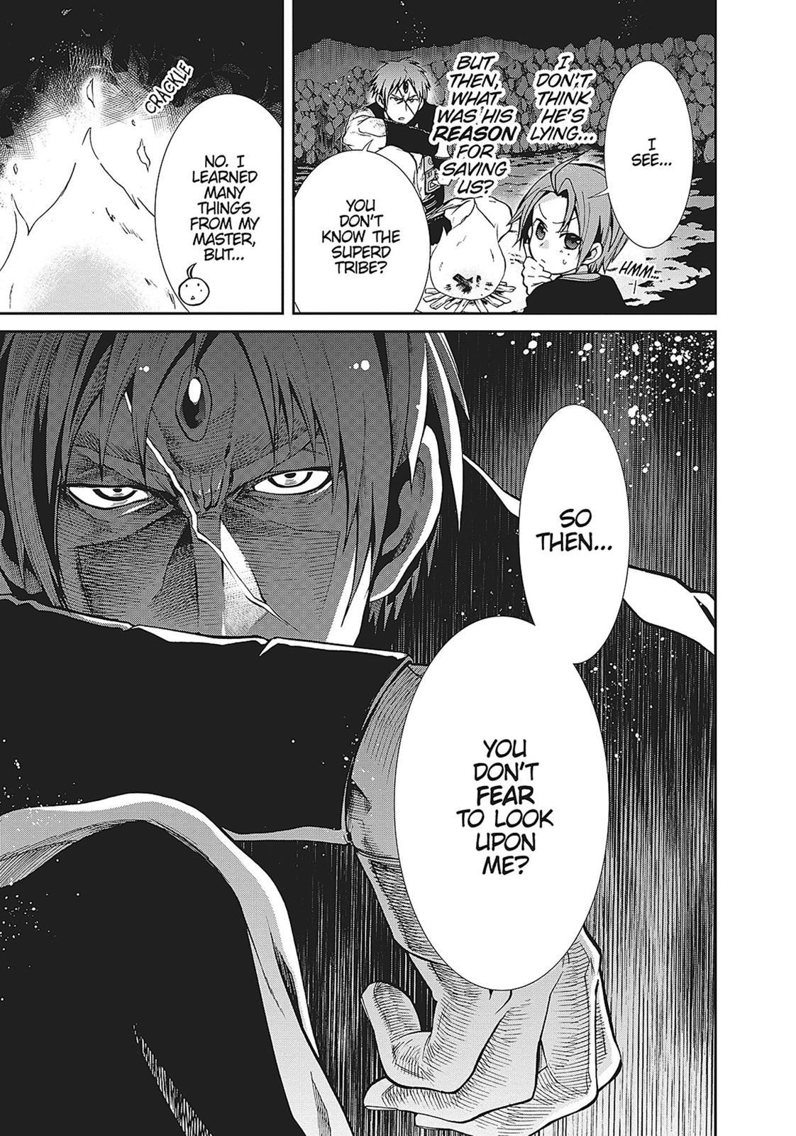 Mushoku Tensei, Chapter 18 image 005