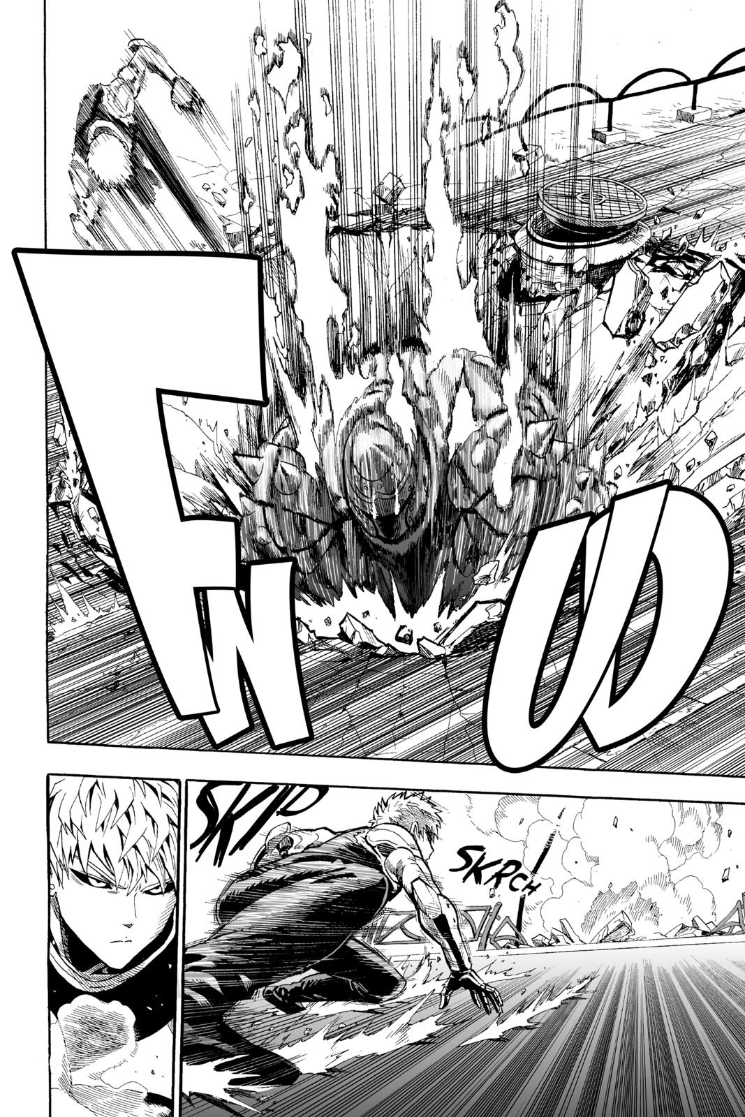 One-Punch Man, Chapter 8 image 008