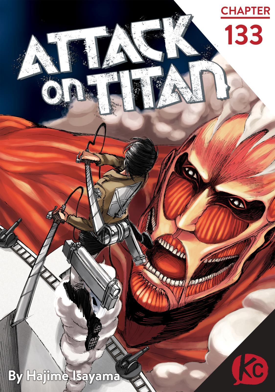 Attack On Titan, Episode 133 image 001