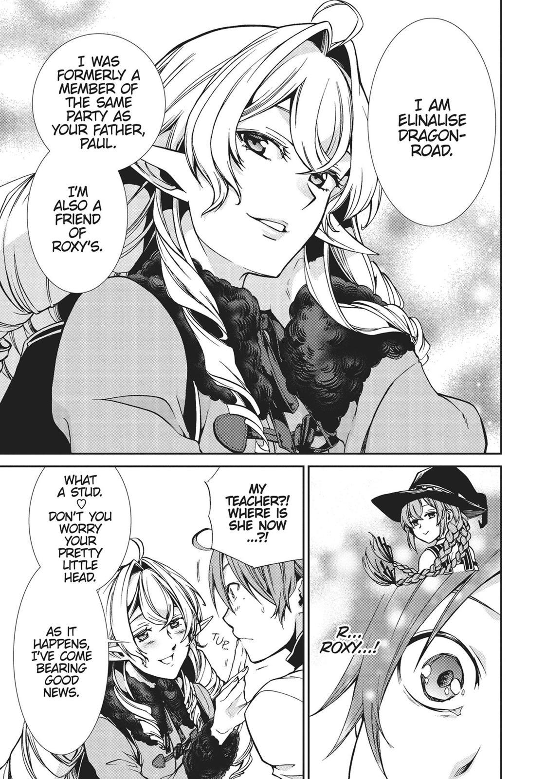 Mushoku Tensei, Chapter 52 image 029
