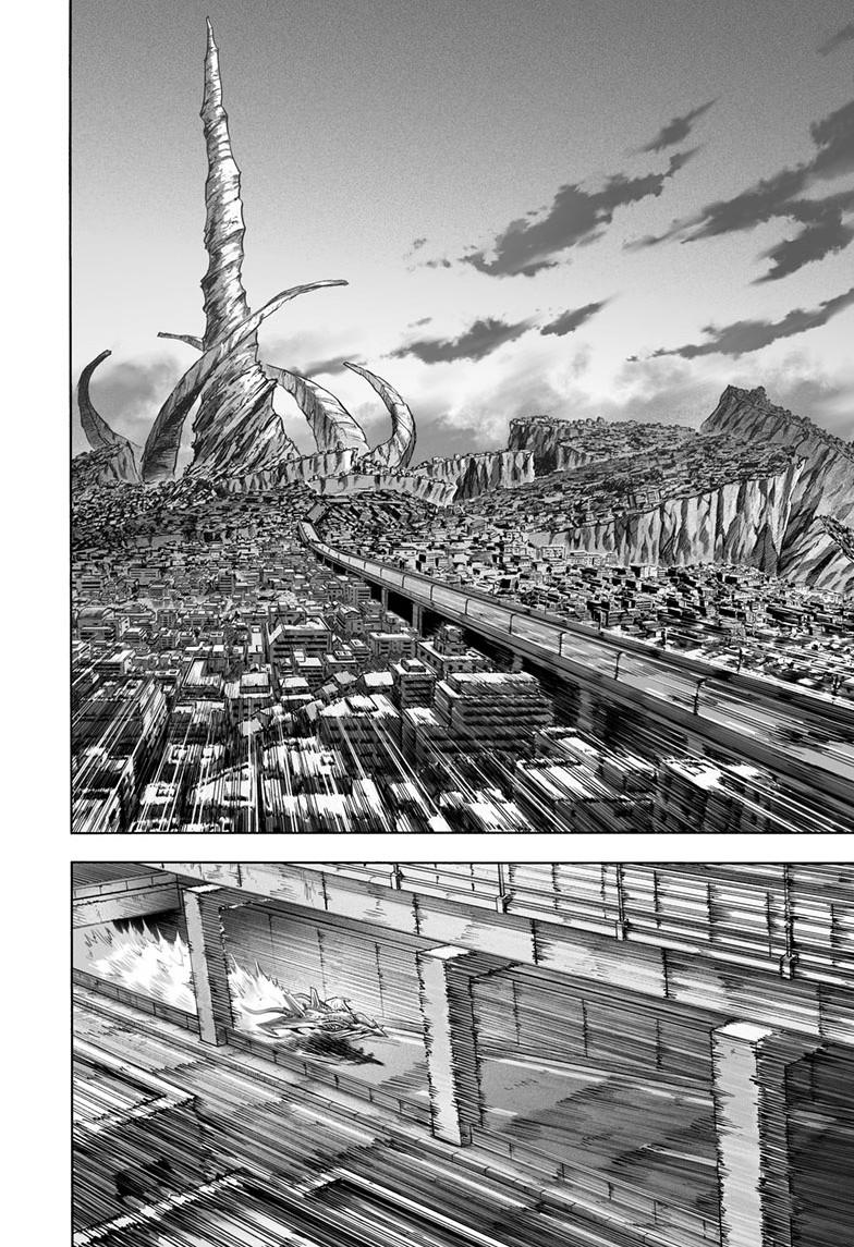 One-Punch Man, Chapter 135 image 031