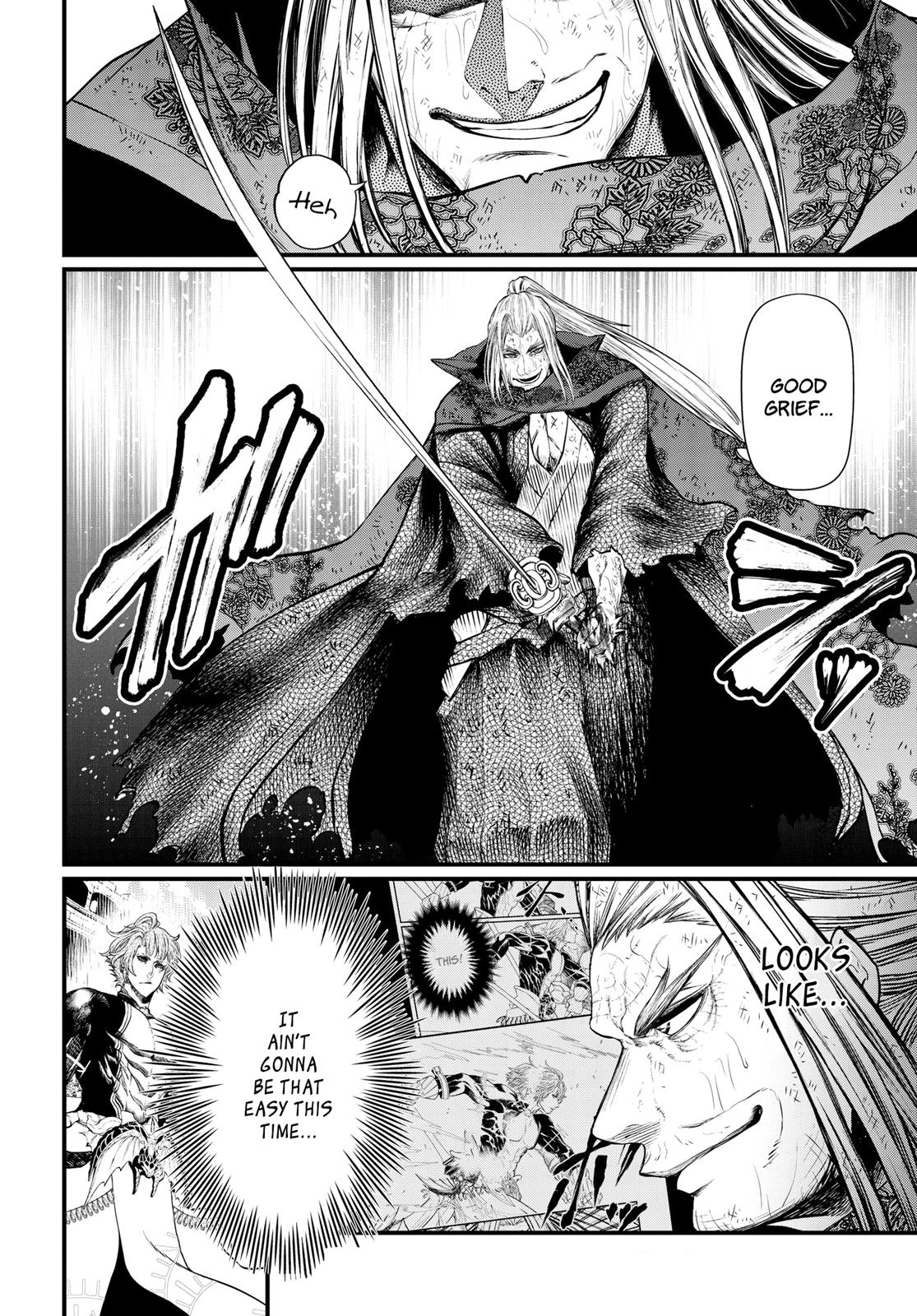 Shuumatsu no Valkyrie, Chapter 18 image 003