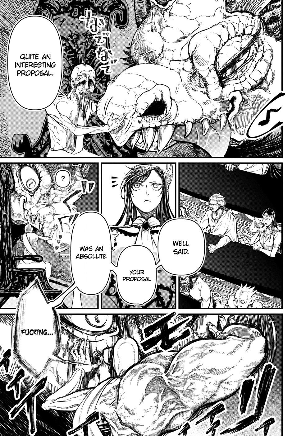 Shuumatsu no Valkyrie, Chapter 1 image 031