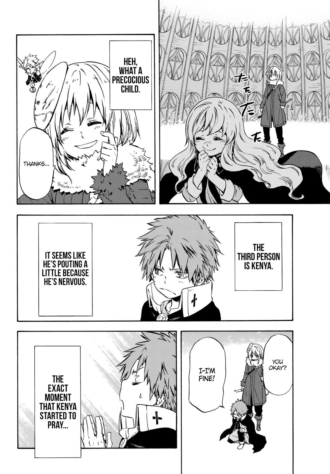 Tensei shitara Slime Datta Ken, Chapter 52 image 018