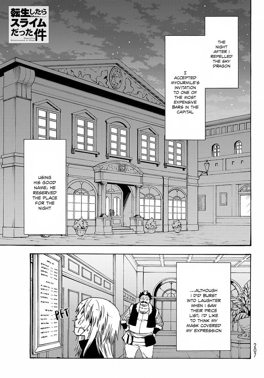 Tensei shitara Slime Datta Ken, Chapter 50 image 002