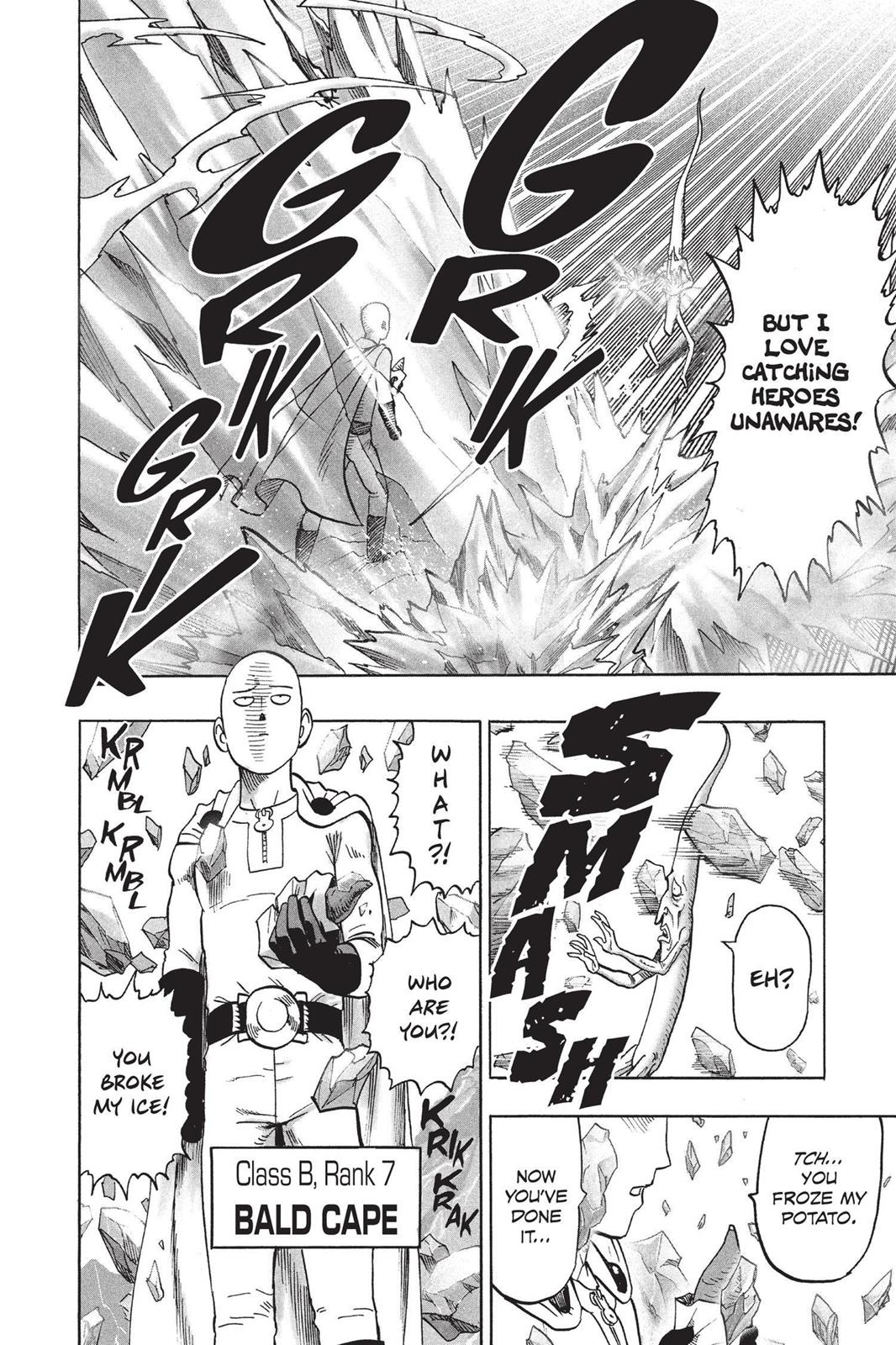 One-Punch Man, Chapter 80.5 image 013