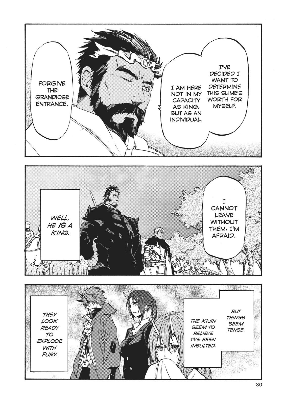 Tensei shitara Slime Datta Ken, Chapter 28 image 029