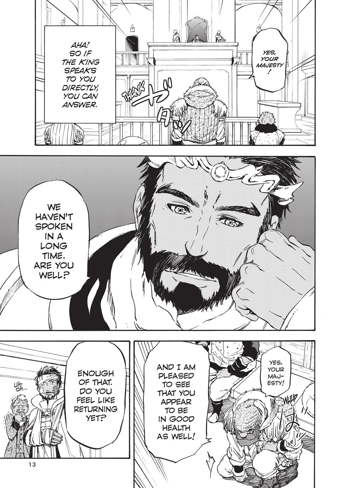 Tensei shitara Slime Datta Ken, Chapter 7 image 013
