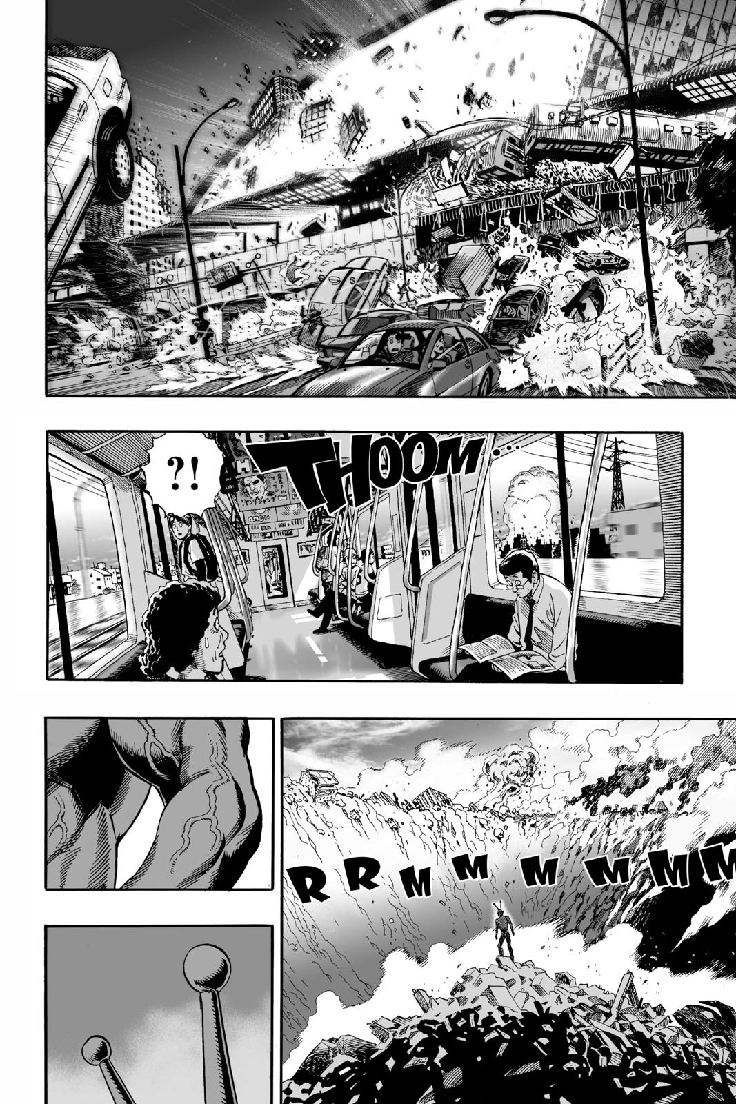 One-Punch Man, Chapter 1 image 008