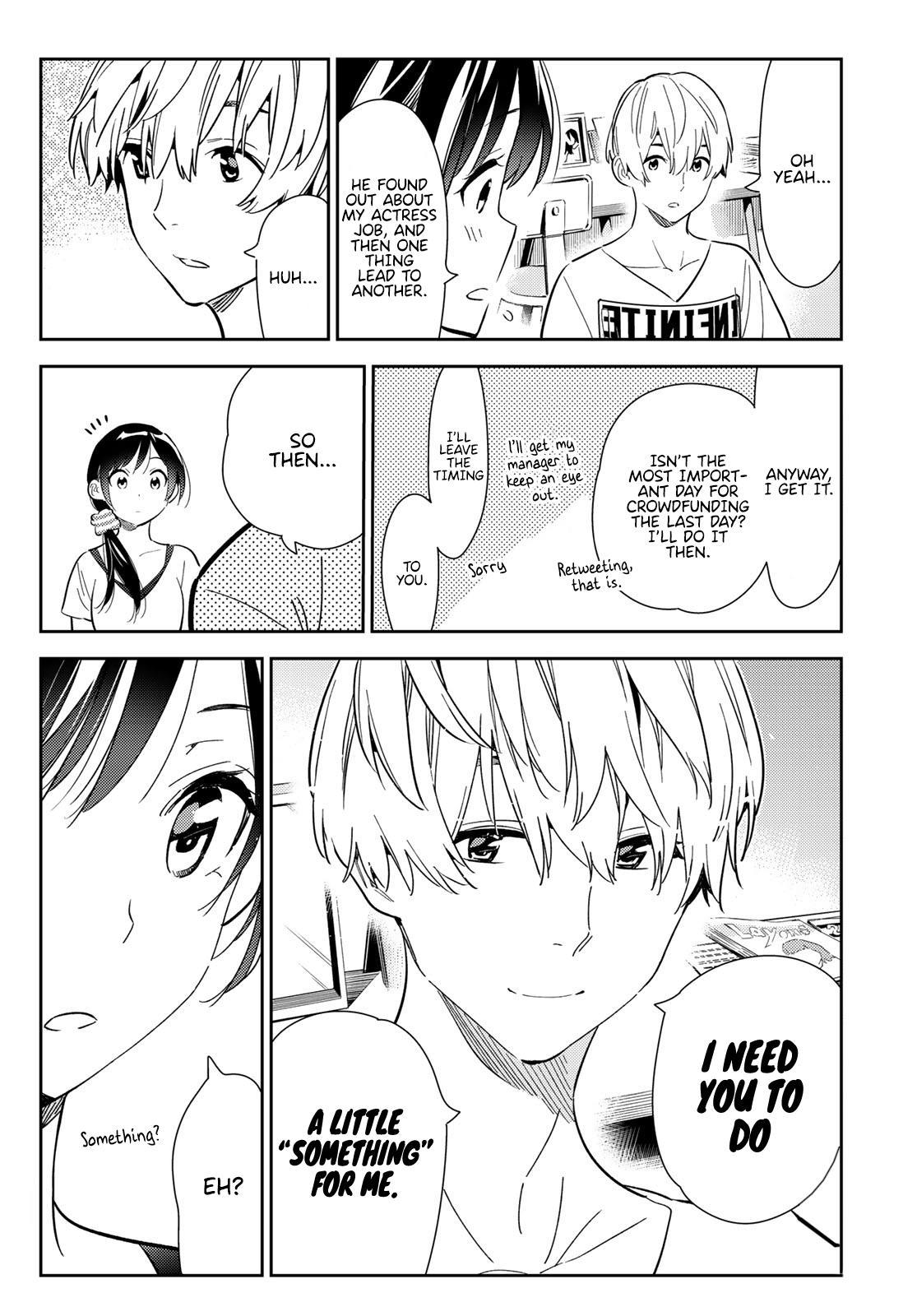 Kanojo Okarishimasu, Chapter 123 image 003