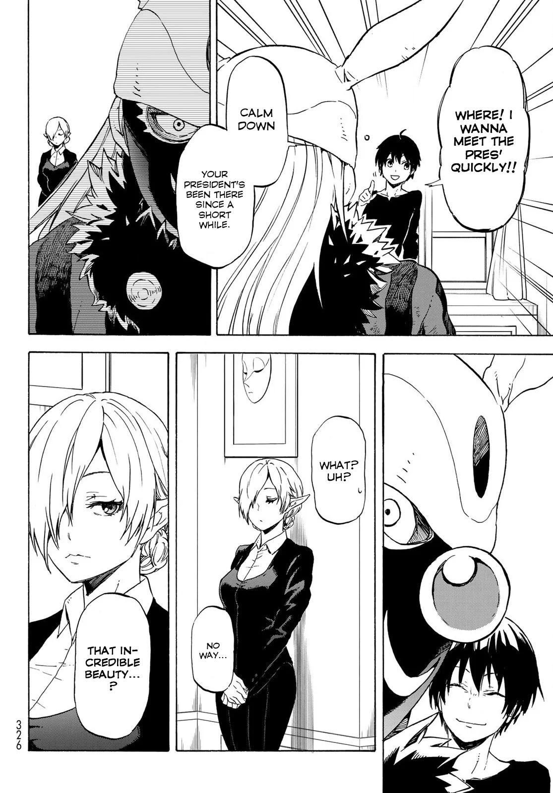 Tensei shitara Slime Datta Ken, Chapter 73 image 012