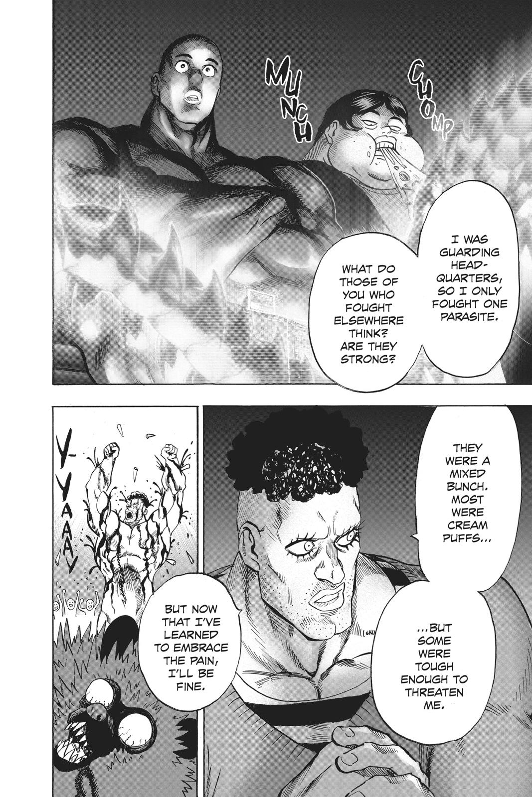 One-Punch Man, Chapter 95 image 010