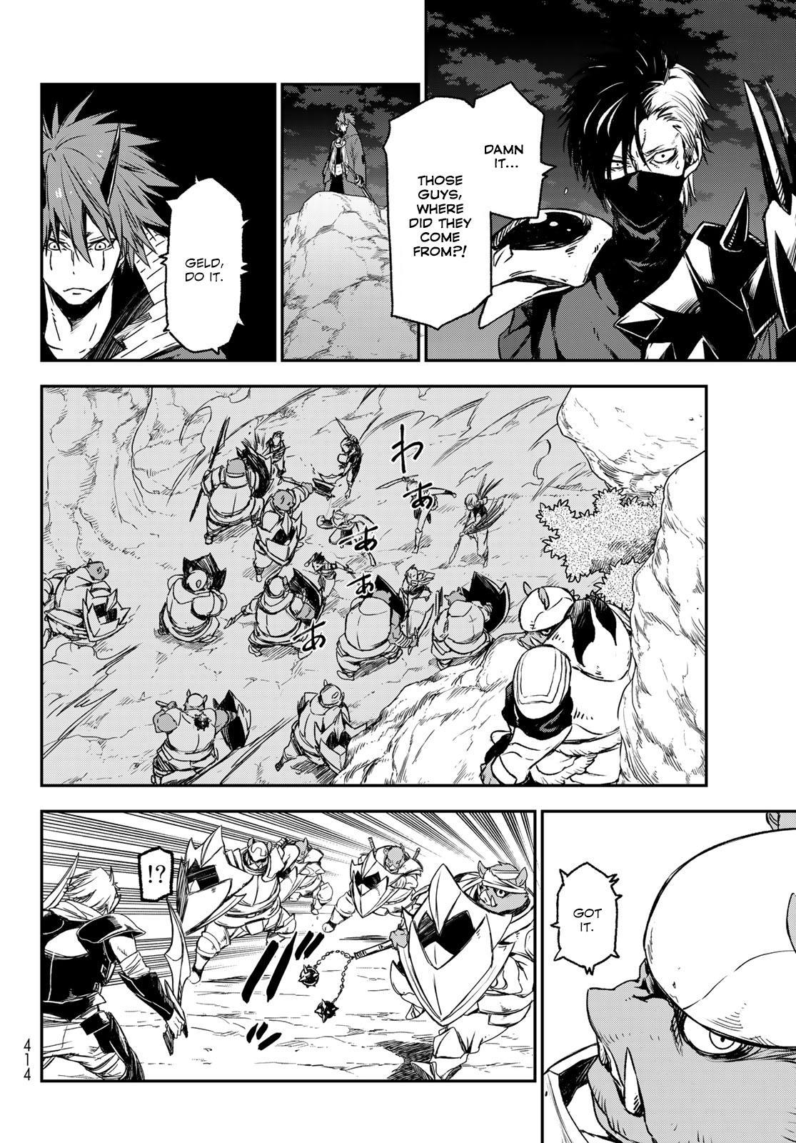 Tensei shitara Slime Datta Ken, Chapter 78 image 030