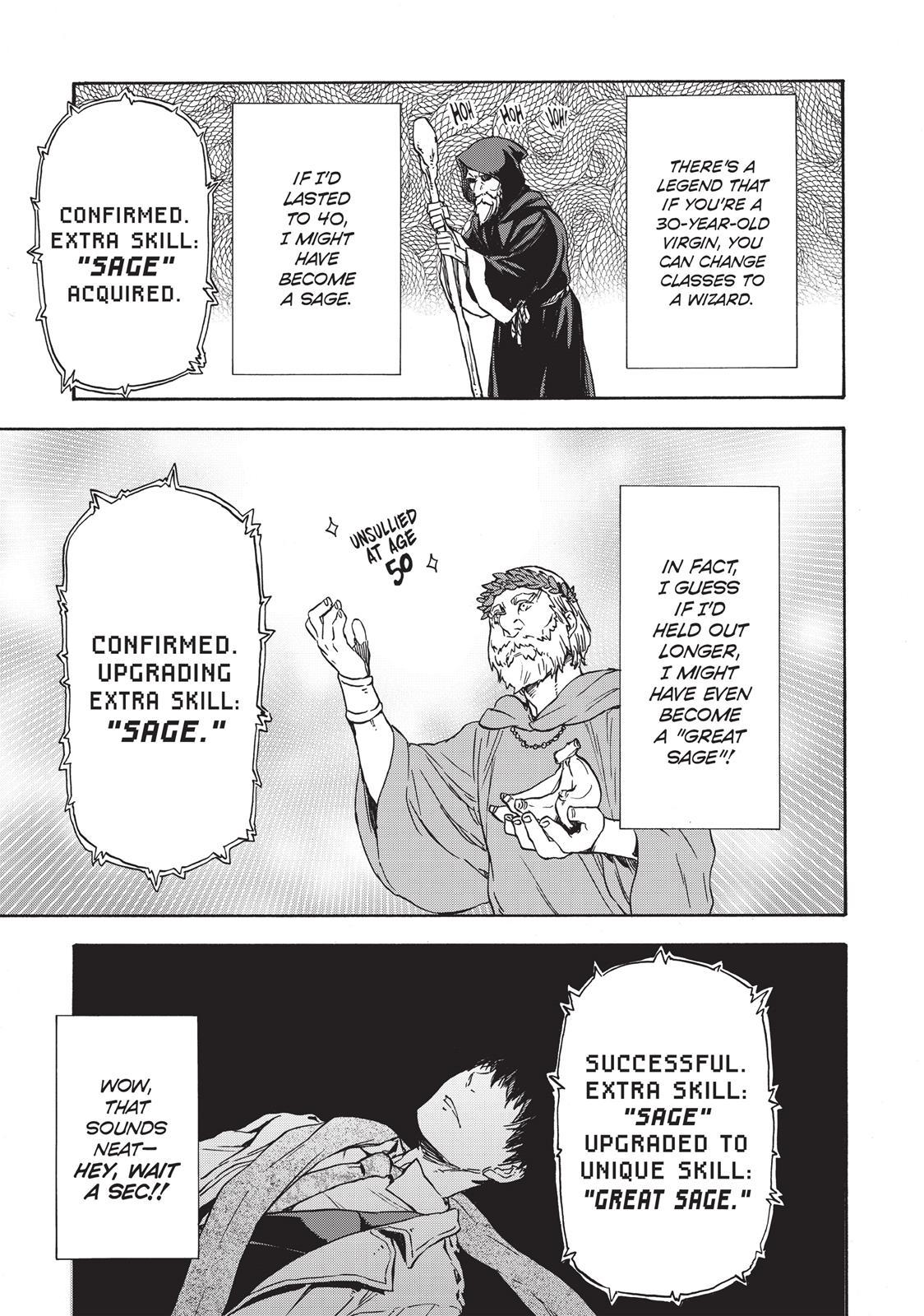 Tensei shitara Slime Datta Ken, Chapter 1 image 015