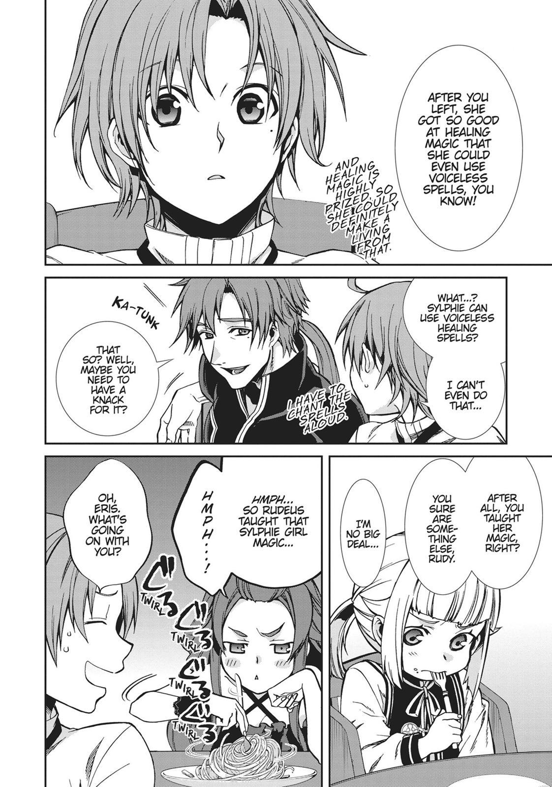 Mushoku Tensei, Chapter 41 image 008