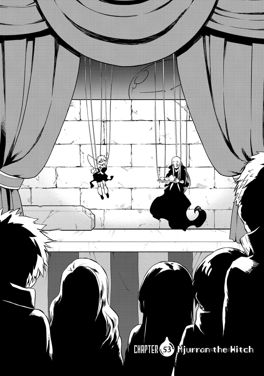 Tensei shitara Slime Datta Ken, Chapter 53 image 009