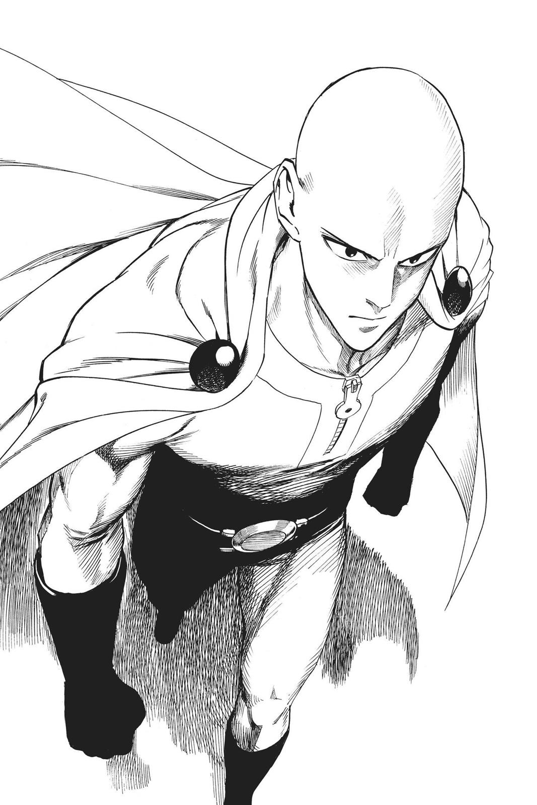 One-Punch Man, Chapter 84 image 030