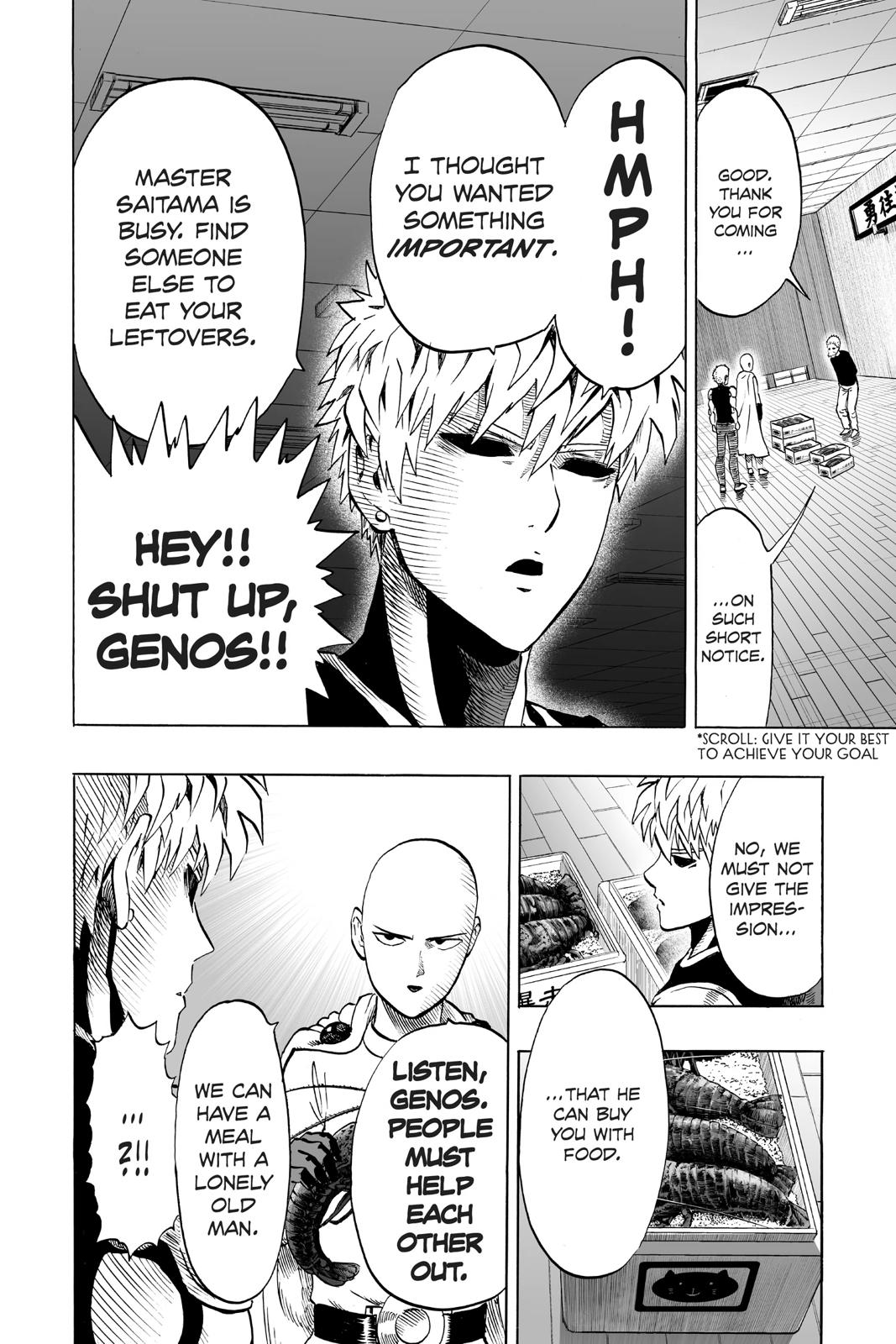 One-Punch Man, Chapter 40.6 image 004