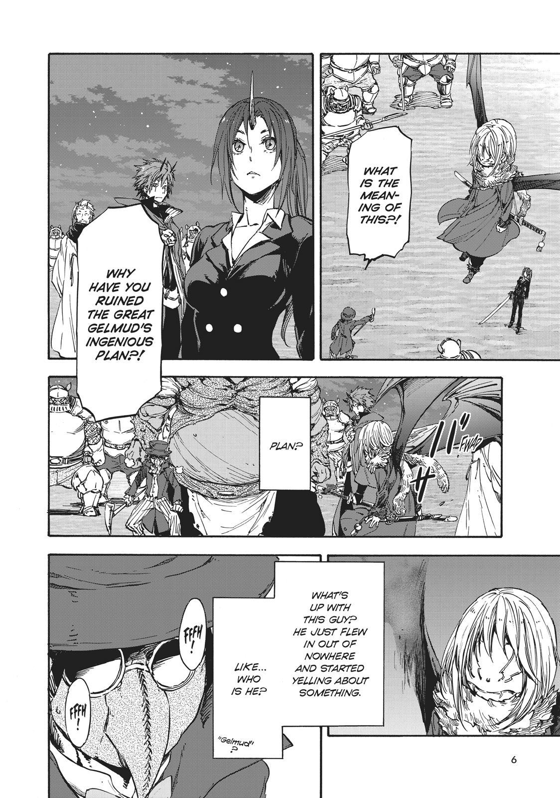 Tensei shitara Slime Datta Ken, Chapter 23 image 006