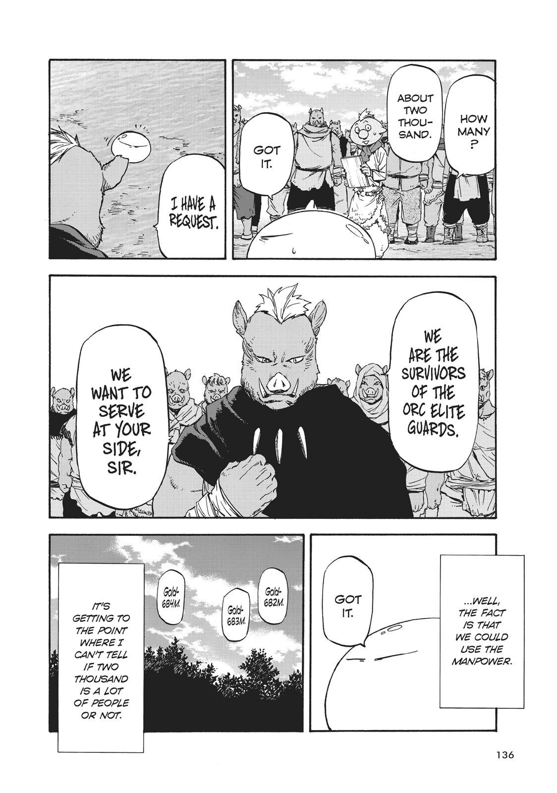 Tensei shitara Slime Datta Ken, Chapter 27 image 008