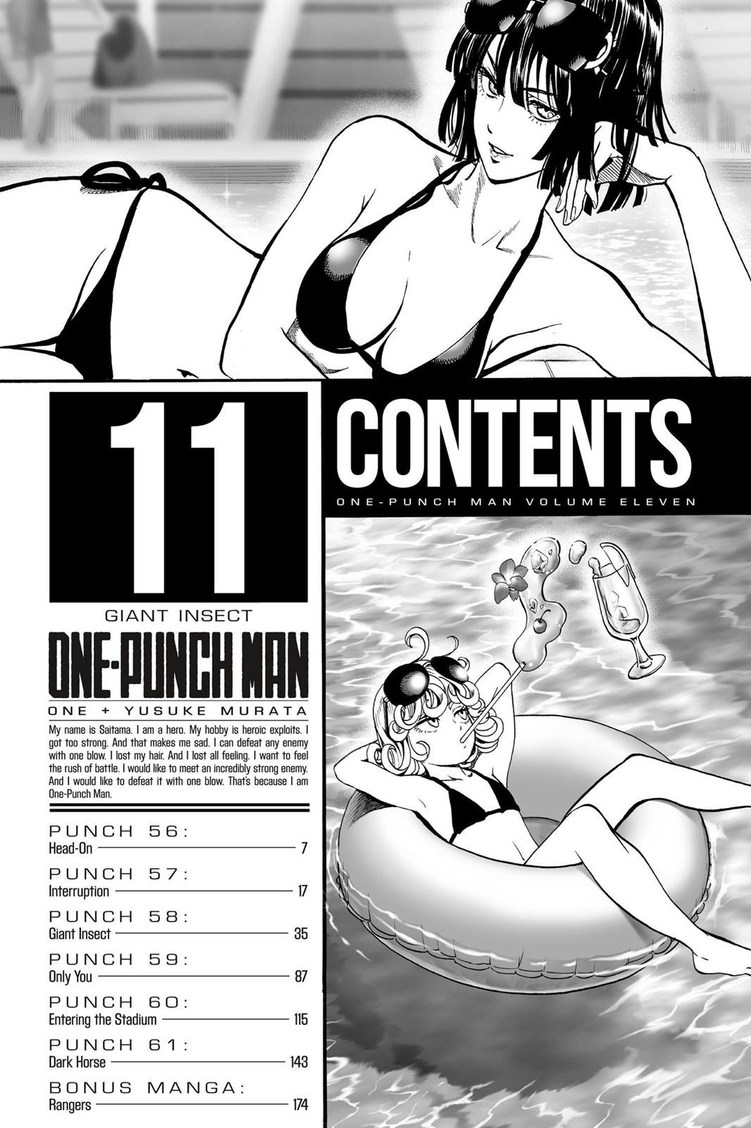 One-Punch Man, Chapter 56 image 006
