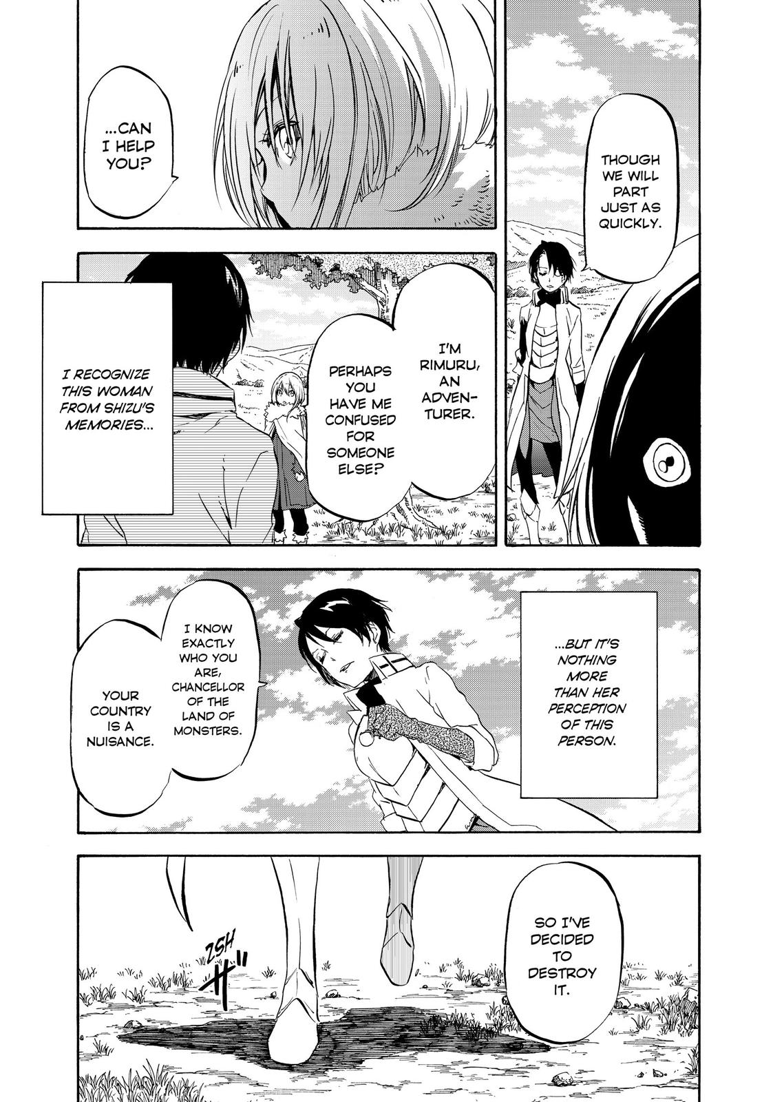 Tensei shitara Slime Datta Ken, Chapter 54 image 019