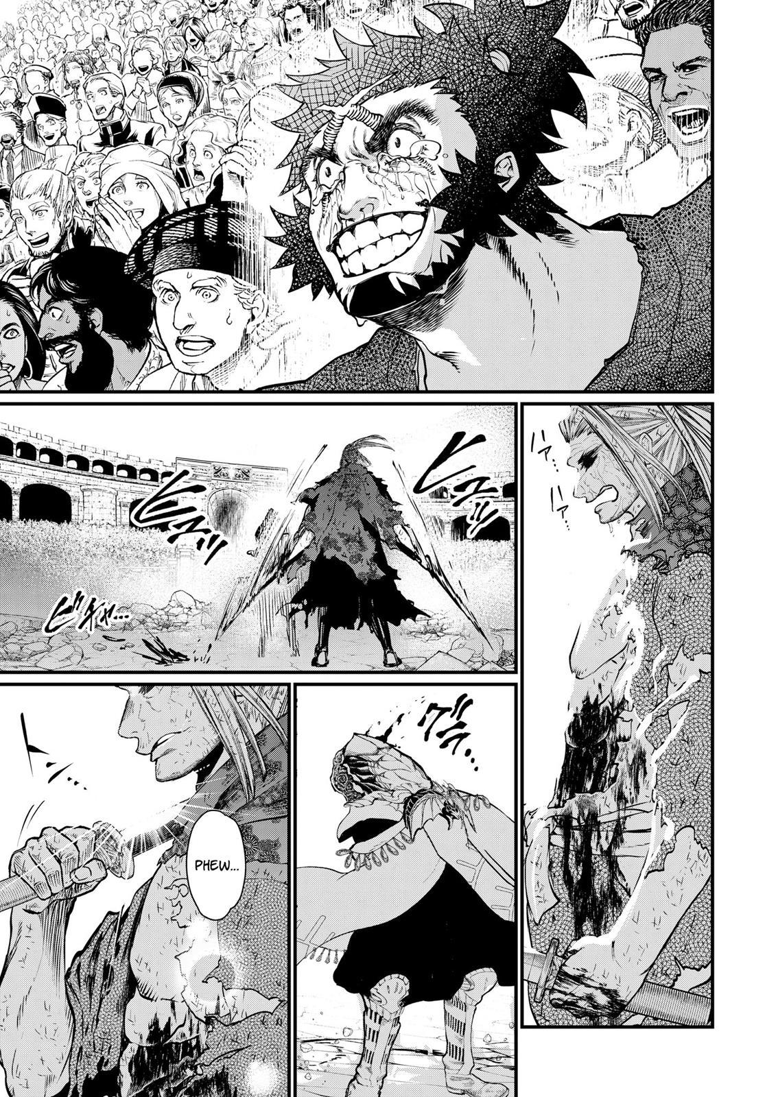 Shuumatsu no Valkyrie, Chapter 19.2 image 024