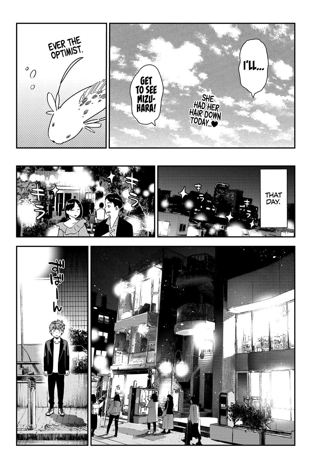 Kanojo, Okarishimasu, Chapter 176 image 015